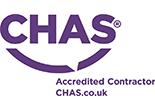 Accredited Contractor Chas Logo