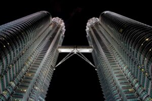 Wind loading - Petronas Towers